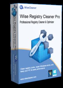 Wise Registry Cleaner 11.3.4 Crack 2022 + Key Download