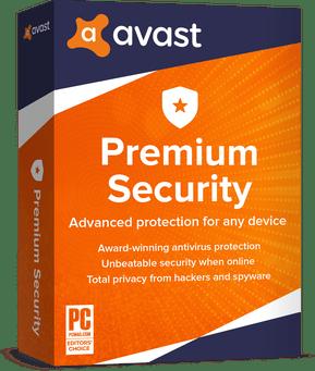 Avast Premium Security 21.8.2488 Crack Key + Activation Code 2022