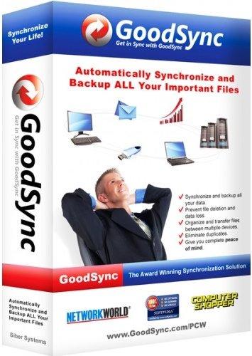 GoodSync 11.8.2.2 Crack + Activation Code Free Download 2022