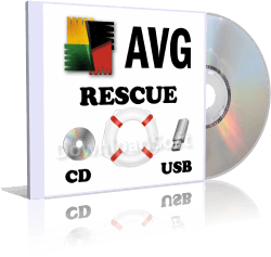 AVG Rescue USB 18.0.11.0 Crack