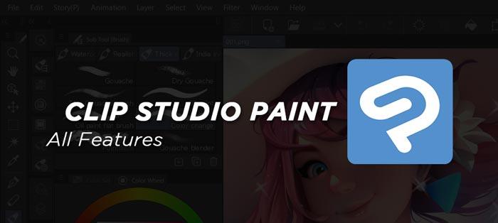 Clip Studio Paint 1.10.13 Crack + Latest version Free Download 2022