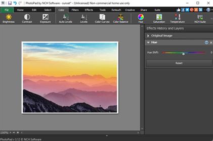 PhotoPad Image Editor Pro 7.64 Crack + Serial Key Version Download