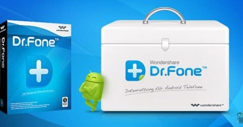Wondershare Dr.Fone 12 Crack + Registration Code Download